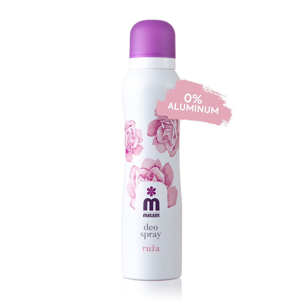 Melem deo spray ruža 150 ml