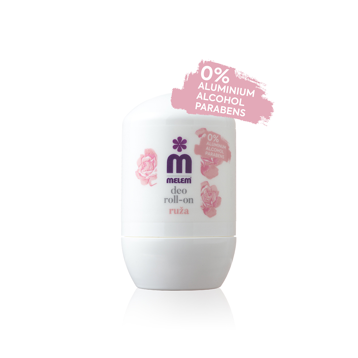 Melem deo roll-on rose