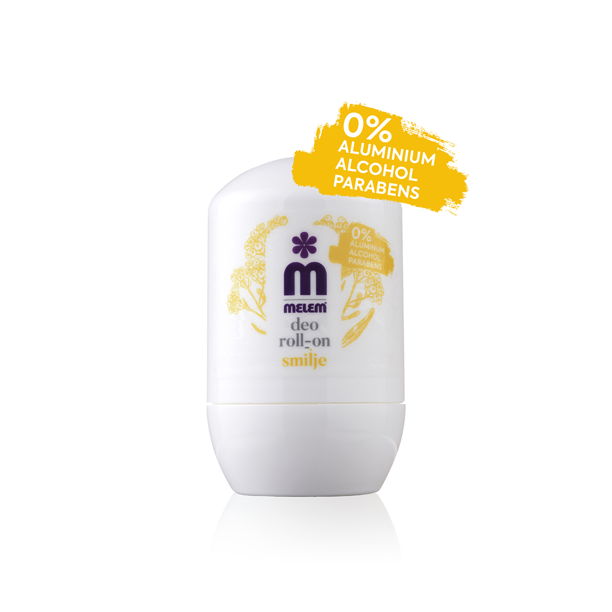 Melem deo roll-on smilje 50 ml