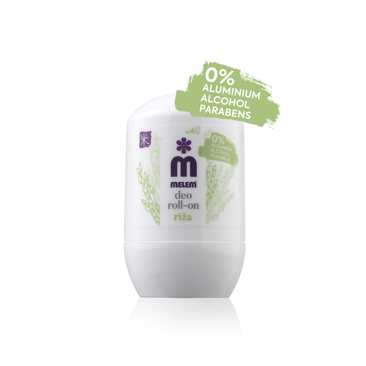 Melem deo roll on riža 50 ml