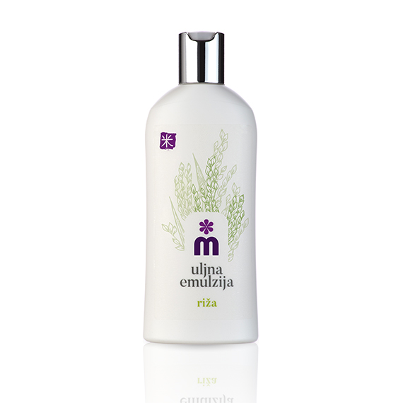 Melem Body emulsion with precious rice oil 200 ml